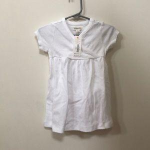 Newborn White Dress